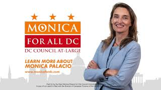 Help Mónica Palacio Get On The DC Ballot!