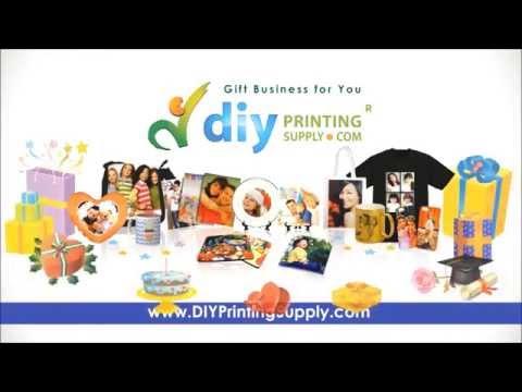 DIY Gift Printing Business Ideas 2015 - Malaysia / Singapore