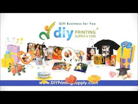 DIY Gift Printing Business Ideas 2015 - Malaysia / Singapore