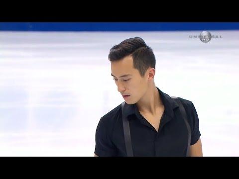 2016 GPF - Patrick Chan SP Universal HD