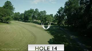 Deerfield Golf Club: Hole 14