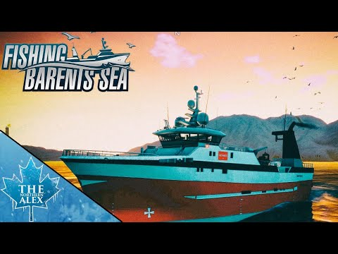 Fishing: Barents Sea - All the Ships all the Upgrades in one Video - ENGLISH