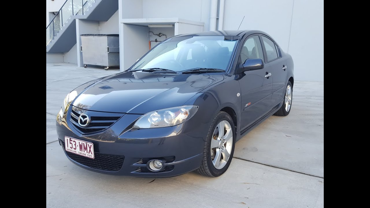 (SOLD) Mazda 3 SP23 Leather For Sale 2005 Review