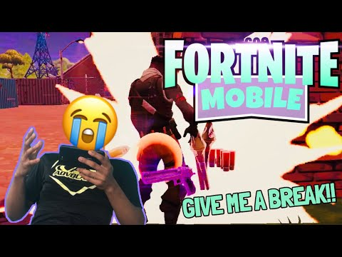 THEY'RE ALWAYS CATCHING ME OFF GUARD! | Fortnite Mobile Gameplay #1