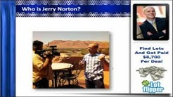 Jerry Norton's Lot Flipper Webinar