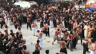 Pakistani Shiite Muslims mark Ashura amid tight security
