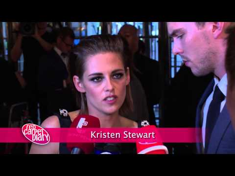 EQUALS starring Kristen Stewart and Nicholas Hoult at TIFF 2015