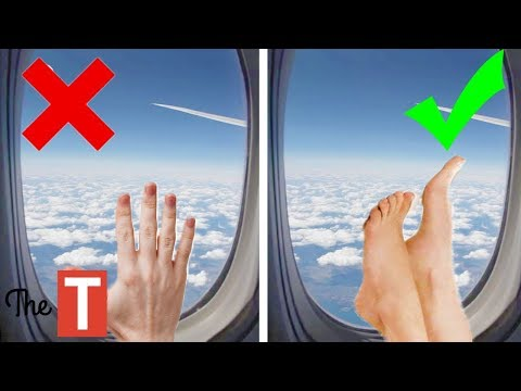 10 Ways You Can Survive A Plane Crash