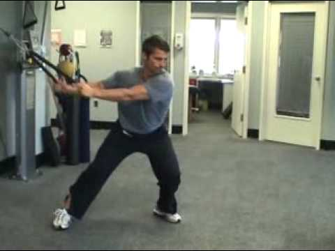 Golf Fitness Tips & Weighted Exercises at Train Boston.