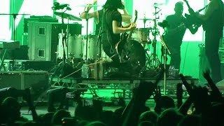 Placebo - Green Theater (Moscow) (04 July 2015)