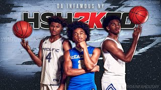NBA 2K20 - How To Setup High School Hoops 2K20 Roster (PS4) (18 Team Demo)