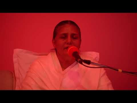 Meditation with Commentary    Bk Usha Didi
