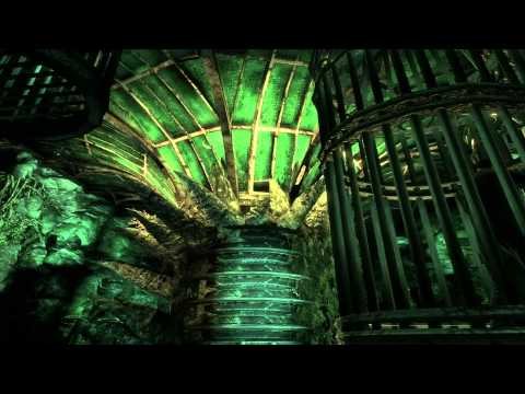 Batman: Arkham Asylum walkthrough - Botanical Gardens