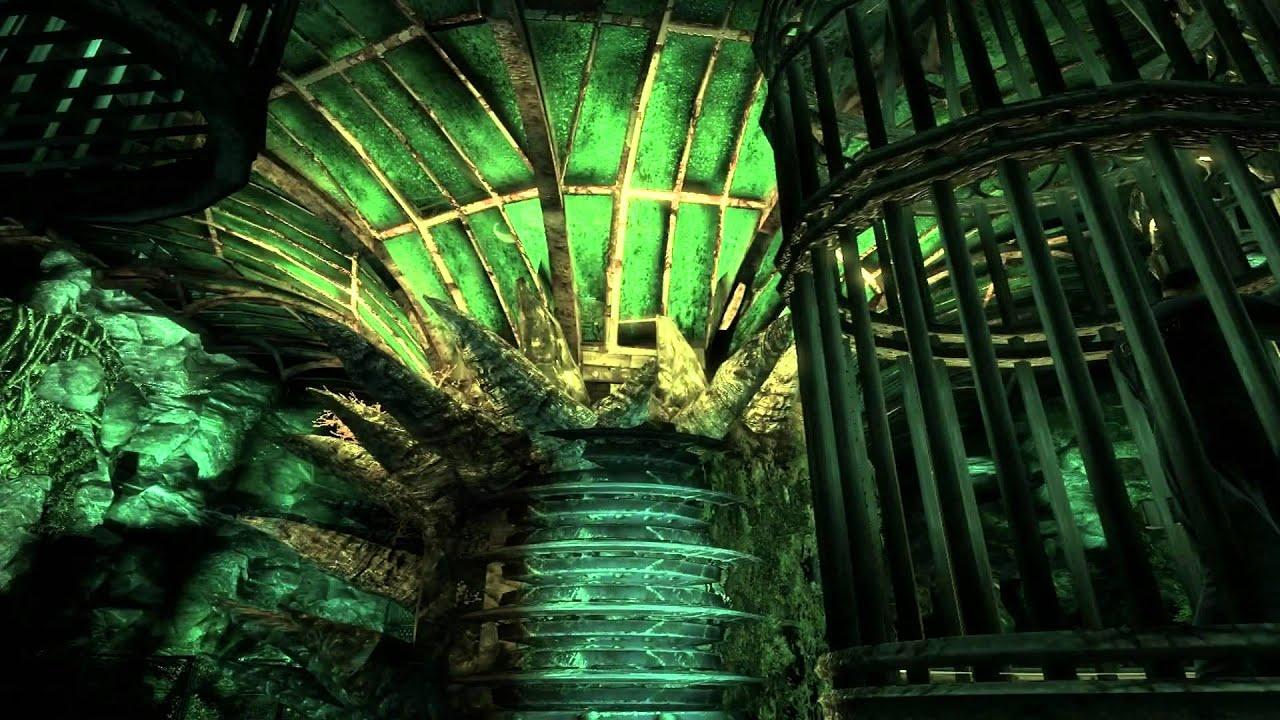 maxresdefault - How To Enter Botanical Gardens Arkham Asylum