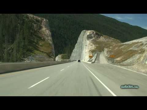 Ten Mile Hill on the TransCanada HD