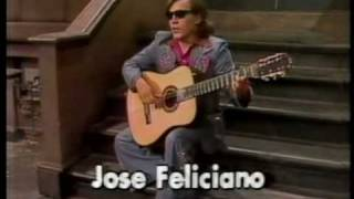 Jose Feliciano / The Gypsy live on Sesame Street