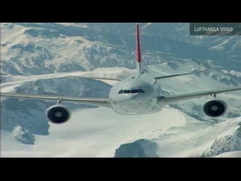 Lufthansa pilots begin four-day strike