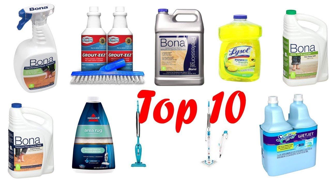 Top 10 Best Floor Cleaners 2019