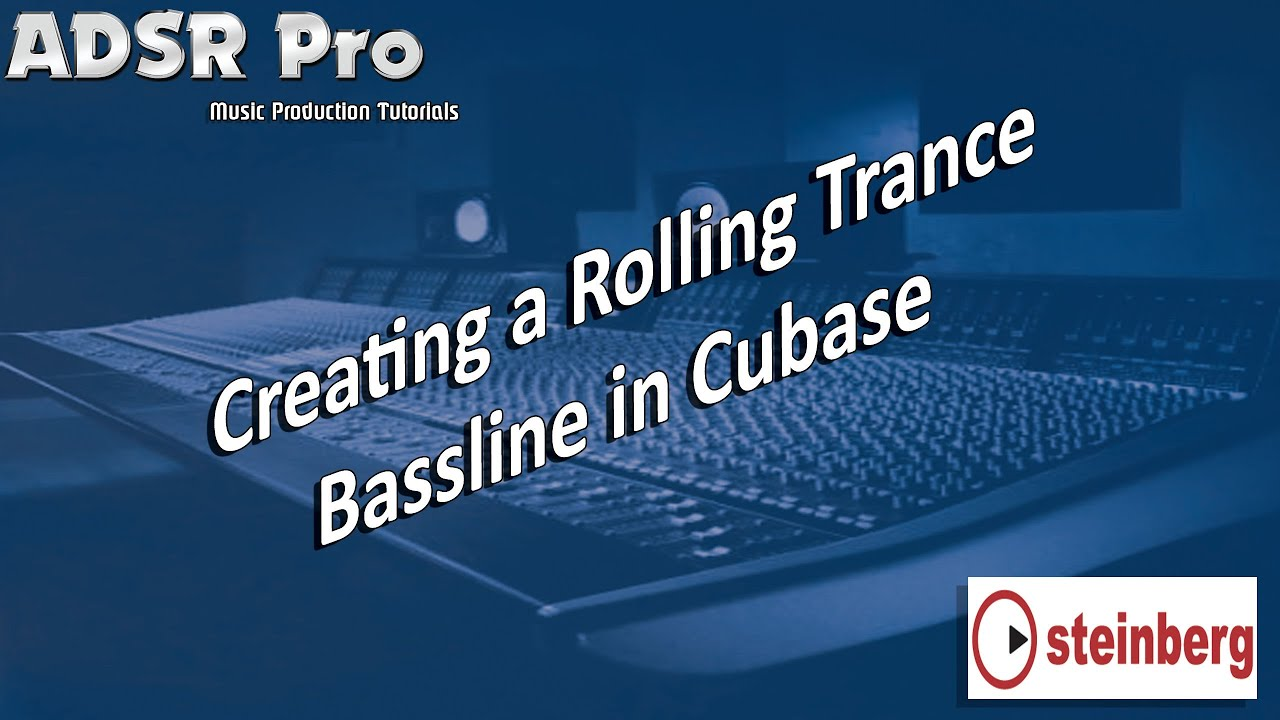 Cubase 10 psytrance tutorial course overview youtube.