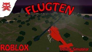 Flugten - Sim del veicolo - Dansk Roblox