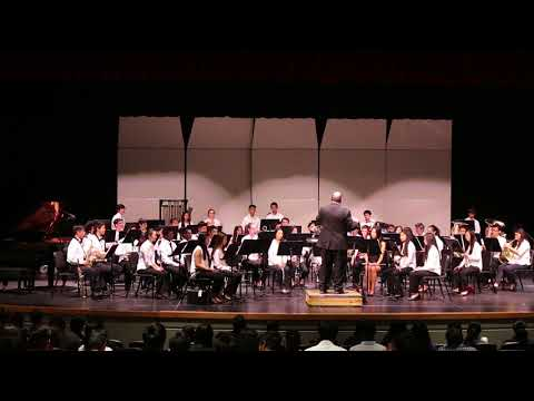 Wind @Ensemble I @2017 Lincoln Band Review