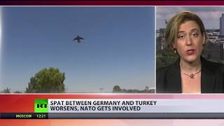 NATO gets involved in Germany-Turkey dispute as tensions rise