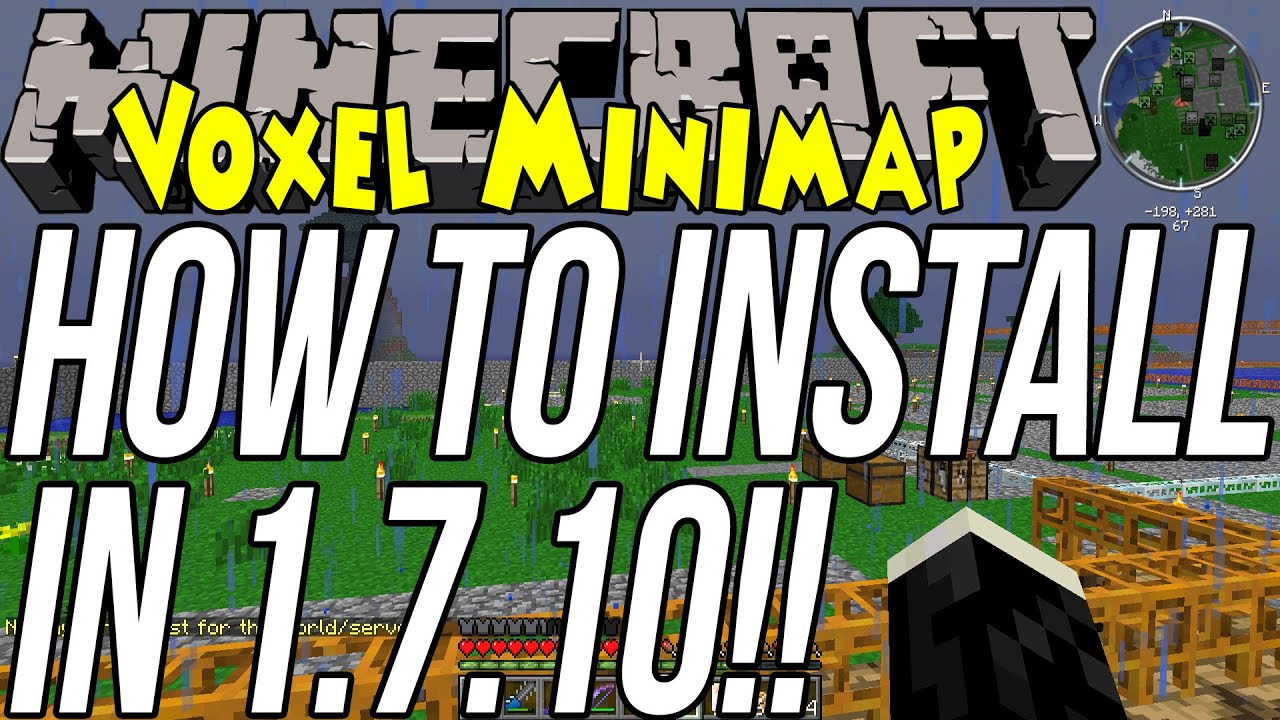 how to make a minimap