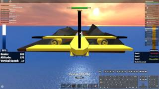 Roblox: Ro Force Rescue Mission: Teaching starguy460 how to fly!