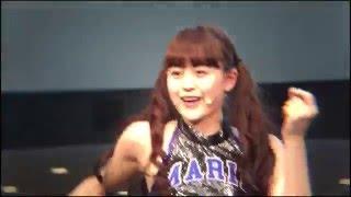 メンバー 馬場夏美(18) 1997/8/12 黒 染野里奈(17) 1998/10/4 桃 磯部杏...