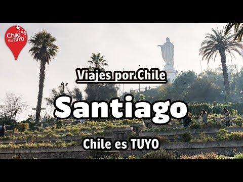 Viajes por Chile: Santiago - Chile es TUYO