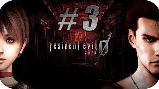 Resident Evil Zero HD Remaster - Gameplay Español - Capitulo 3 - 1080pHD