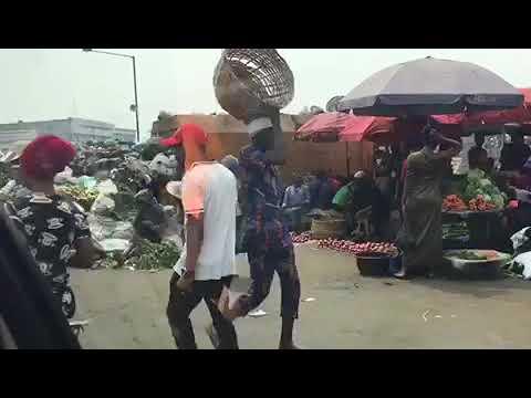 Oyingbo market waste