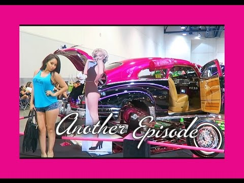 Jessica Tovar - Another Episode @ Las Vegas Lowrider Super Show 2015