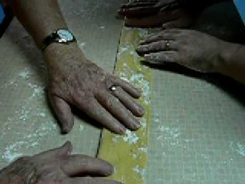 Filling ravioli – take 2