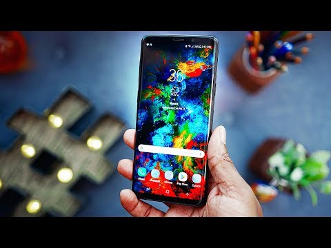 Samsung Galaxy S9 -  Real Day in the Life!