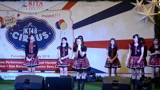 JKT48 CIRCUS PURWOKERTO - EVERYDAY KACHUUSHA & PERKENALAN MEMBER