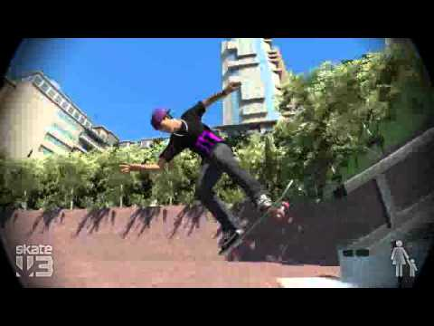 SKATE 3: Nac (Not A Chance) off of Street Dreams