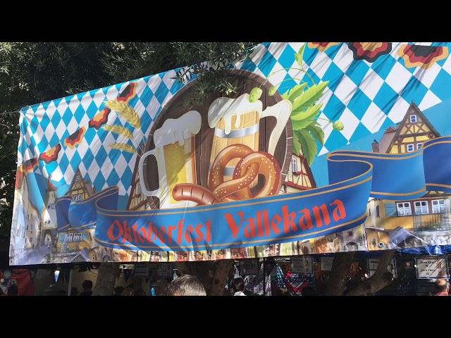 Oktoberfest Vallekana 2019