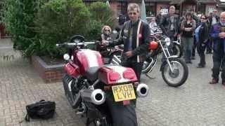 Allen Millyard's Viper Bike