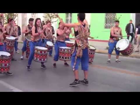 Cultural carnival in Santiago, Chile (Part 4)