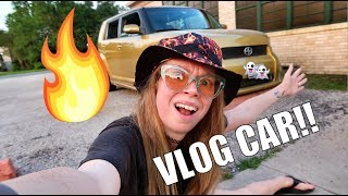 VLOG CAR IS BACK!