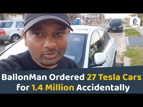 ballonman-ordered-27-tesla-cars-for-1.4-million-accidentally