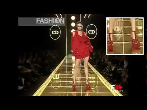 Christian Dior Runway: Trips, Falls & Mishaps