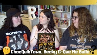 ChocQuibTown, Becky G- Que Me Baile Official Video Reaction
