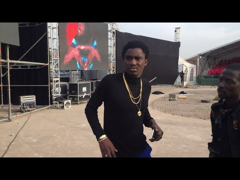 Direct Balance De Wally Seck Au Grand Théâtre