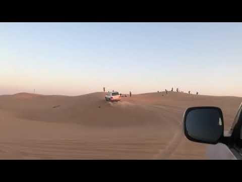 Going 100miles on a desert Dubai Nov 2019