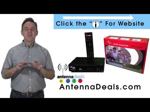How to DVR with an Antenna - Cord Cutter's Easiest VCR Choice - Lava Video Recoder