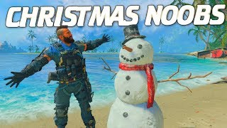 Christmas Noobs.. But They're on your Team :(