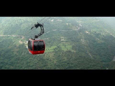 Darjeeling tour (West Bengal) Rope-way Travelling || Full HD