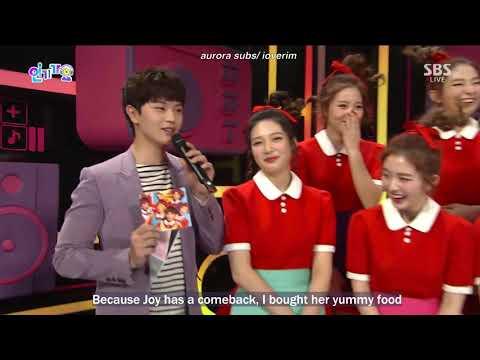 [ENG] 150913 Red Velvet Comeback Interview @ SBS Inkigayo